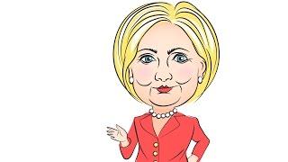Crooked Hillary - MGTOW 2017 Video