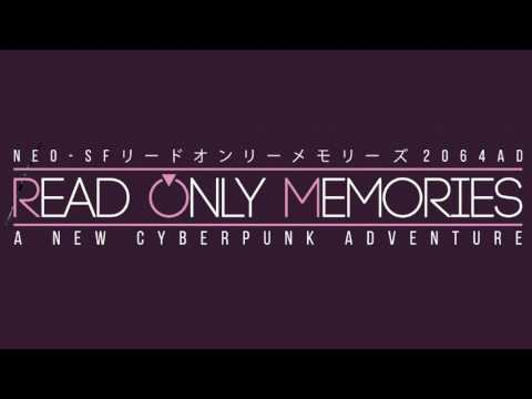 Read Only Memories (Piano Theme) - Read Only Memories