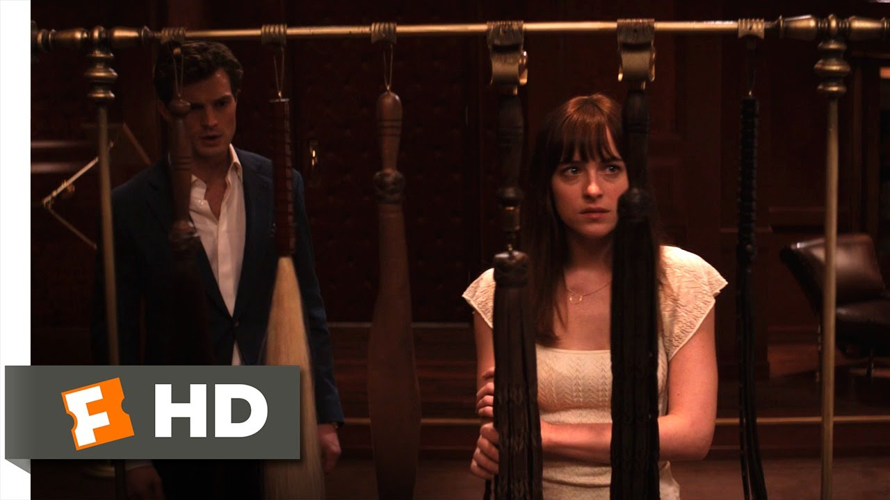 Fifty Shades Of Grey   Movie Clip The Play Room  Hd Youtube