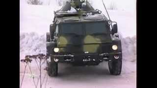 Армейский Вездеход ГАЗ-3937 Водник