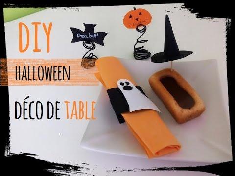 Tuto Deco Halloween