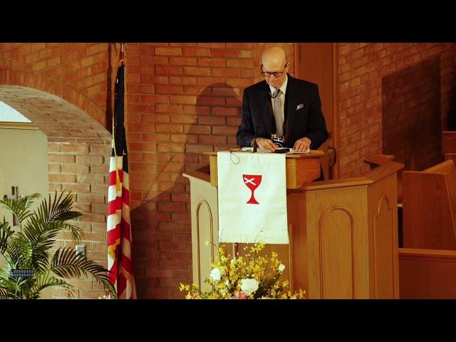Sunday, April 25th, 2021 Worship service