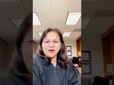Virtual Career Day: Rickover Junior High School - Honorable Julia Maldonado, District Family Judge