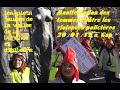 Manifestation des femmes contre les violences policières du Dimanche 20 Janvier 2019 à Gap.