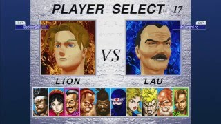 Virtua Fighter 2 (PS3) - Online Session (6/7/14)