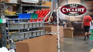 Intense Cycles Factory Tour