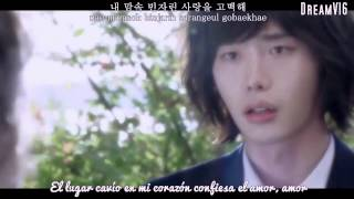 tiger jk first love feat punch pinocchio ost 1 sub espaol han rom