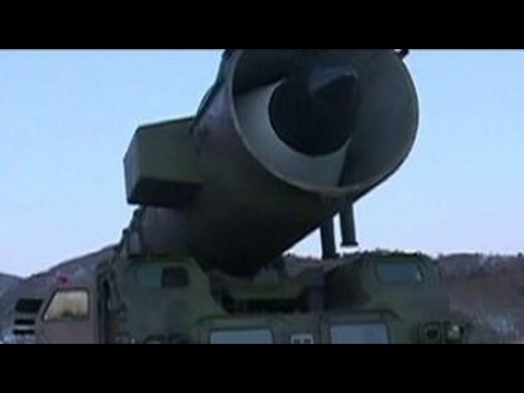 Report: North Korea launches massive military drill
