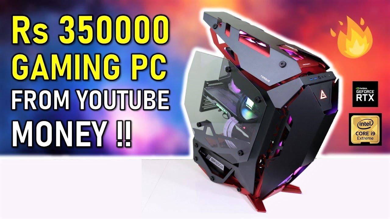 SEXY GAMING PC BUILD 2020 !! i9 9900KF & RTX 2080Ti !! [HINDI]