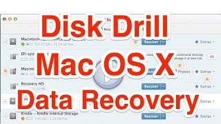 Disk Drill Review - Mac Data Recovery App