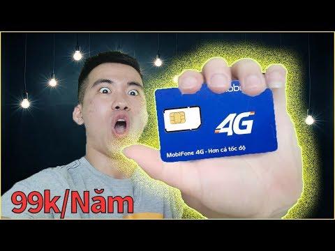 Đánh Giá Chi Tiết Sim Data 4G Dùng 1 Năm Giá Chỉ 99k