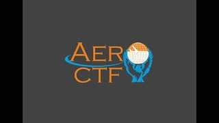 [Writeup] Aero CTF 2019 - Undefined Protocol (Forensic)