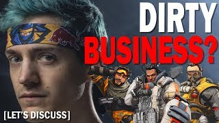 """Tyler """"Ninja"""" Blevins 1 Million Apex Legends Payout is GREAT News for Gamers! 