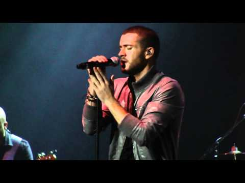 Shayne Ward Waiting In The Wings Manchester Apollo 18th March 2011