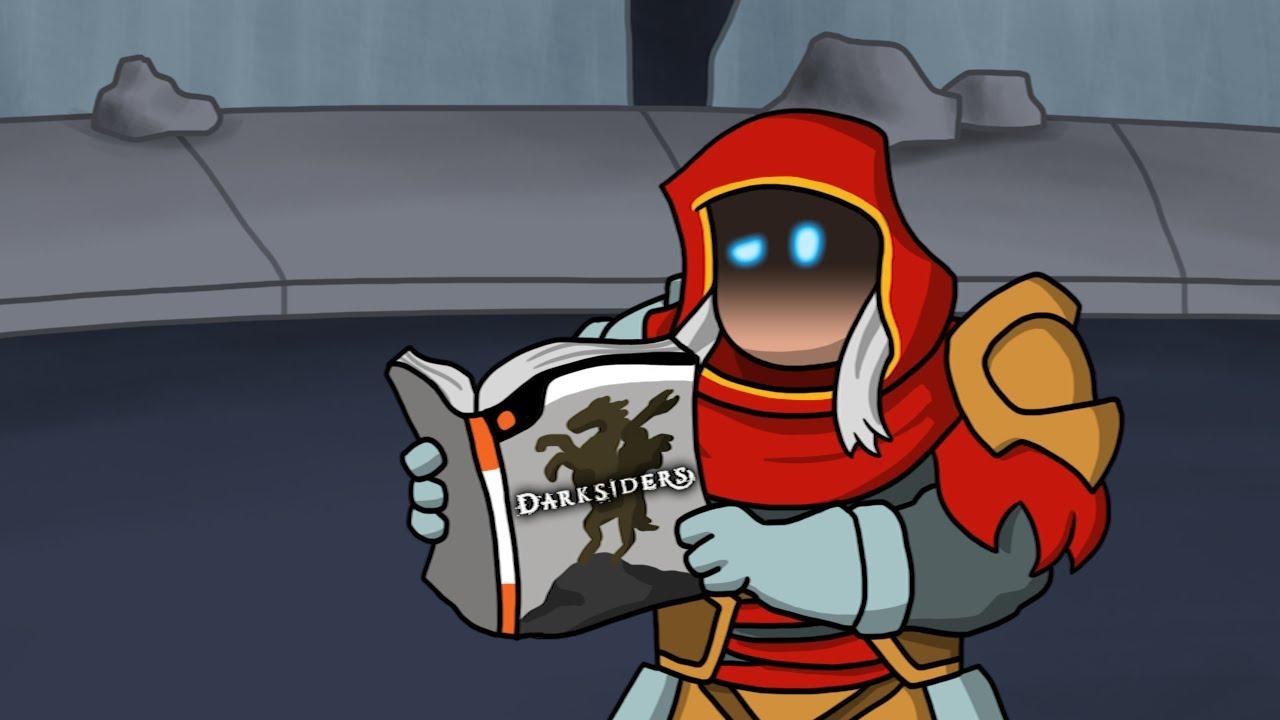 LORE - Darksiders Lore in a Minute!
