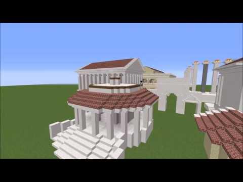Roman Forum (Timelapse #2)