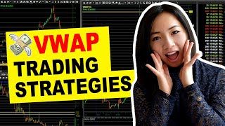 VWAP Trading Strategies for Day Trading Beginners (Long & Short set ups)