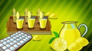 Yummy Recipes For Kids -  Refreshing Lemonade