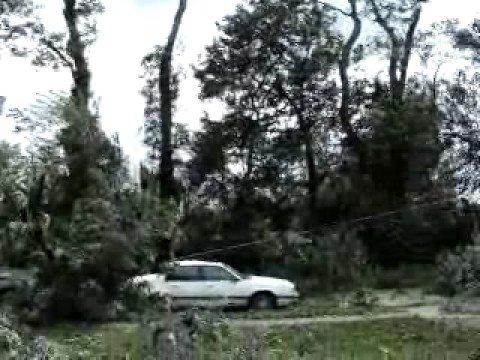 2008 Cincinnati Wind Storm
