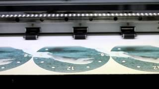 Прямая полноцветная печать на пластике(, 2014-06-11T07:28:09.000Z)