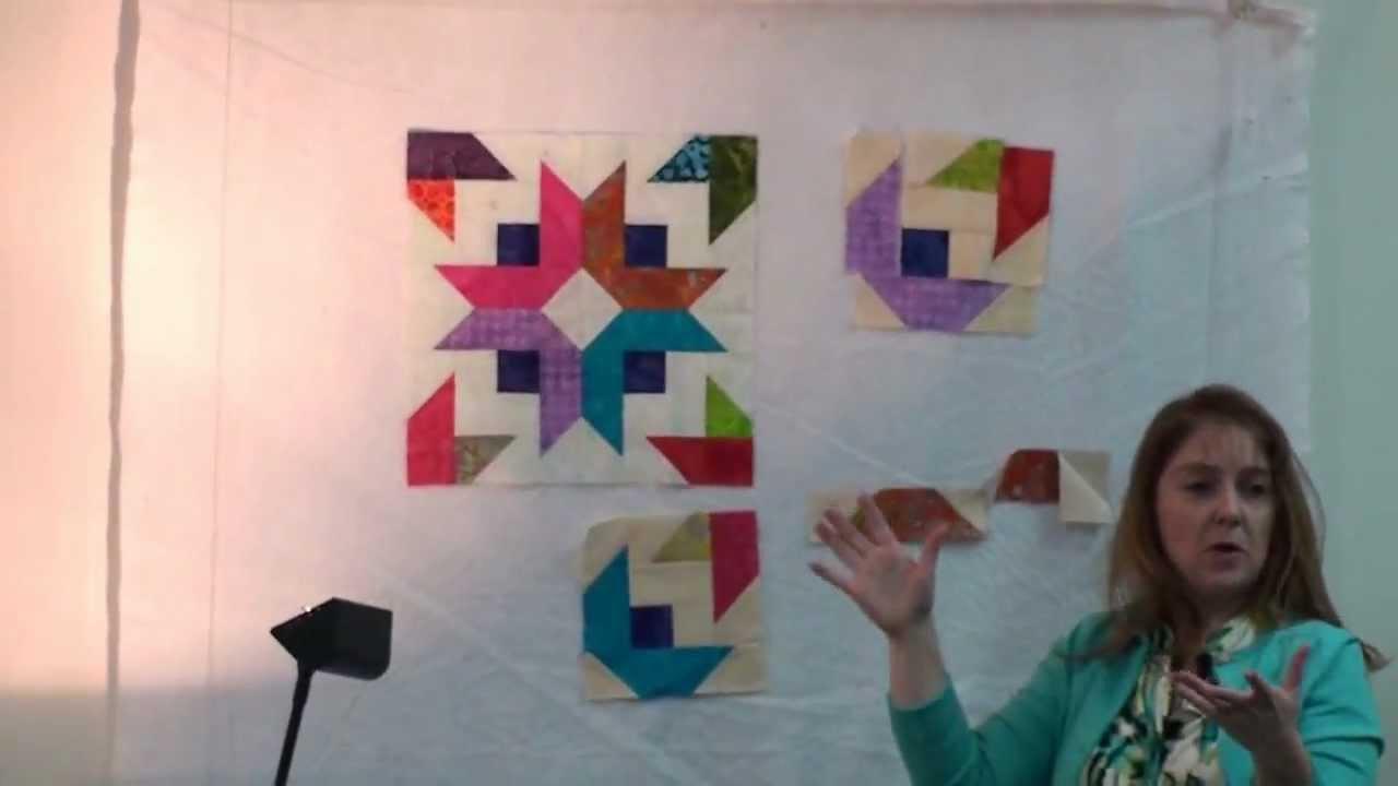 Daybreak- Strip Presentation by Cozy Quilt Designs - YouTube : cozy quilts youtube - Adamdwight.com