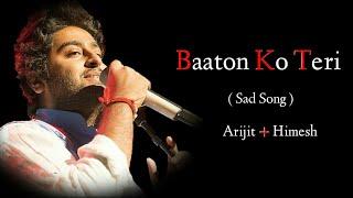 Arijit Singh: Baaton Ko Teri | Himesh Reshammiya, Abhishek Bachchan, Asin | All Is Well