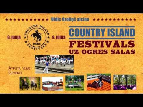 COUNTRY ISLAND Ogrē