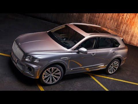 New-Look Bentley Bentayga