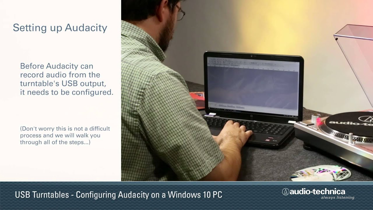 How to Configure Audacity Software for Windows 10 on Your PC