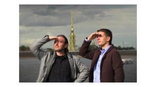 Александр Южаков и Игорь Сахаров