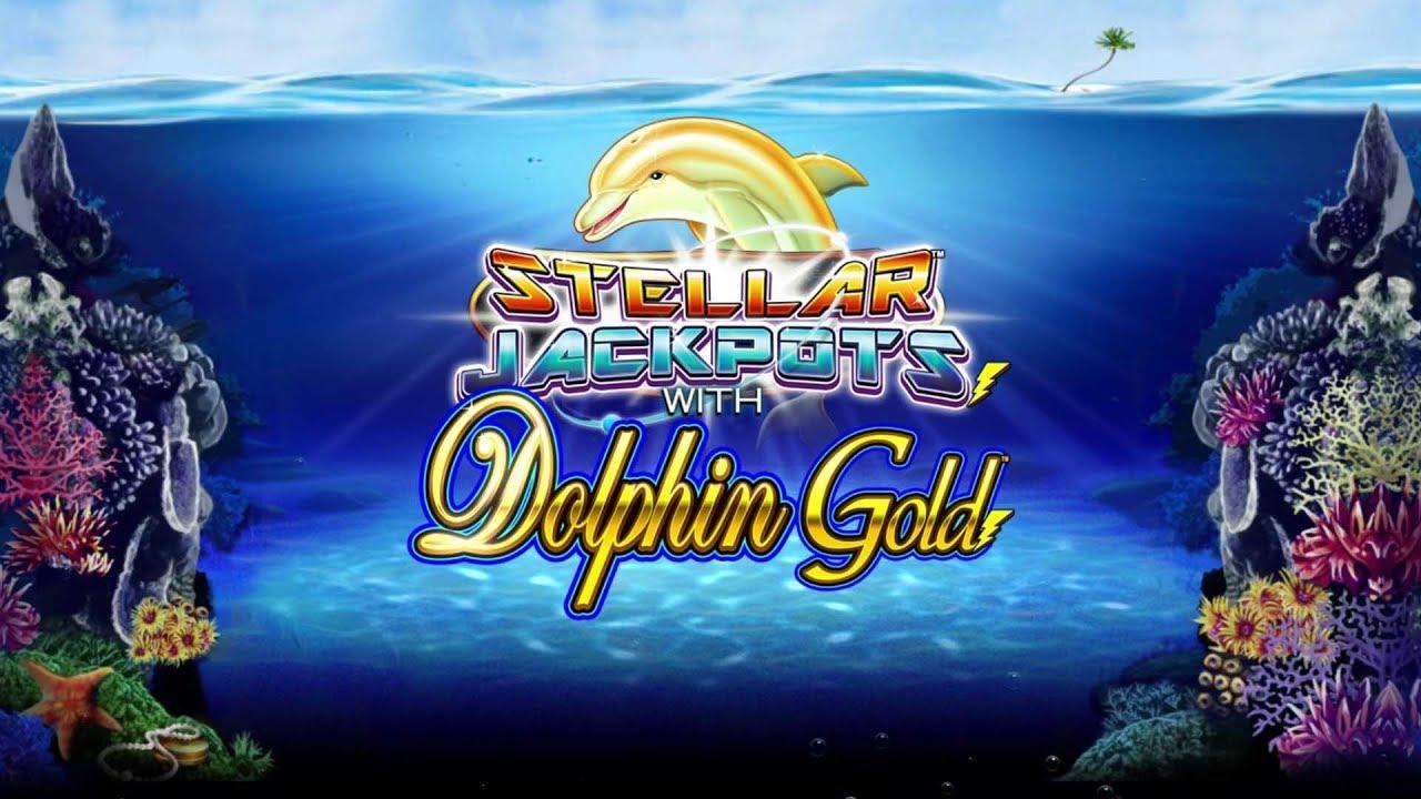 dolphin gold stellar jackpots online slot spielen
