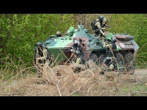 Ukraine : Assaut meurtrier des forces ukrainiennes sur la ville de Sloviansk