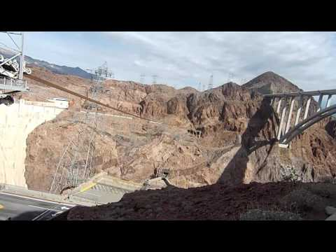 USA Road Trip Day 4 Hoover Dam and Las Vegas