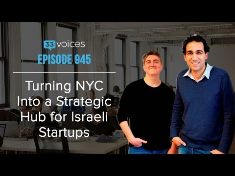 Episode 945   Turning NYC Into a Strategic Hub for Startups with the Founders of ICONYC Labs