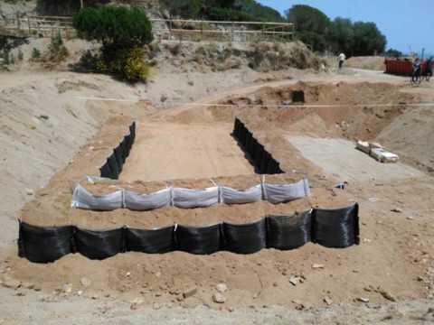 Construcci n piscina natural biopiscina piscina ecol gica for Biopiscinas construccion