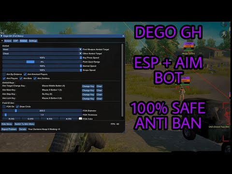 How To Hack Pubg Mobile Emulator Game Loop 100 Working And 100 Safe Dego Gh Youtube