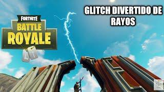 Fortnite - Glitch Lightning Fun