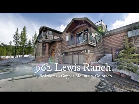 962 Lewis Ranch  - 4 Bedrooms Vacation Rental At Copper Mountain