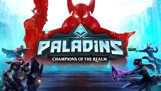 [Paladins] Main Menu Full Music Track - Siege of Ascension Peak Music Extended