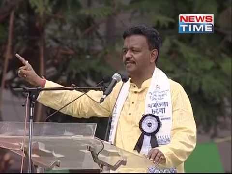 21st July TMC #SahidSabha #Dharmatala -   Firhad Hakim's speech