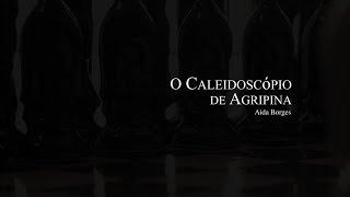 capa de O Caleidoscópio de Agripina de Aida Borges