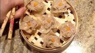 Siu Mai Recipe - Dim Sum Pork And Shrimp Dumplings