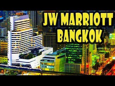 JW Marriott Bangkok DETAILED Review