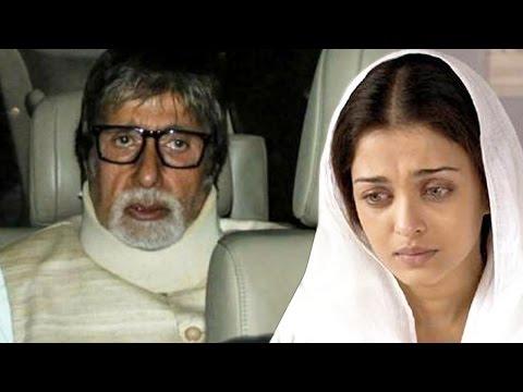 Amitabh Bachchan's Heartfelt Gesture For Aishwarya Rai Bachchan After Her Father's Sad Demise!