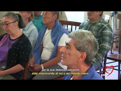 Coroncina alla Divina Misericordia del 11 Ottobre 2018