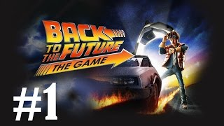 Regreso al Futuro: The Game (Parte 1) Gameplay en Español by SpecialK