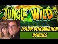 JUNGLE WILD! THE FUN, THE MEDIOCRE,THE BAD AND THE GOOD