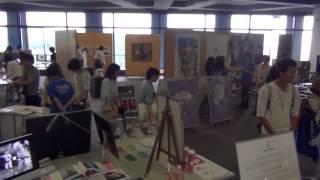 宝塚大学造形芸術学部オープンキャンパス