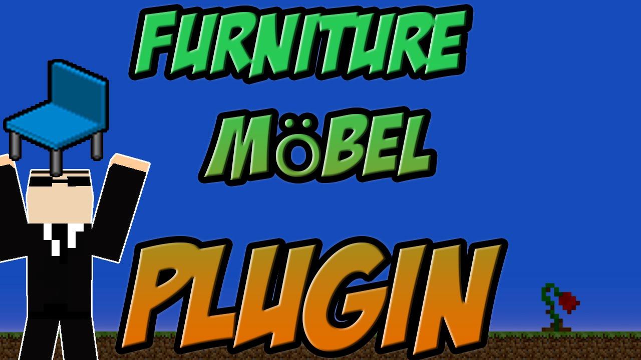 furniture plugin minecraft