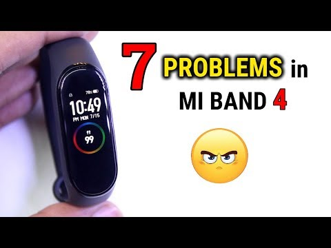 7 BIGGEST Problems with MI Band 4 | Should you BUY ?